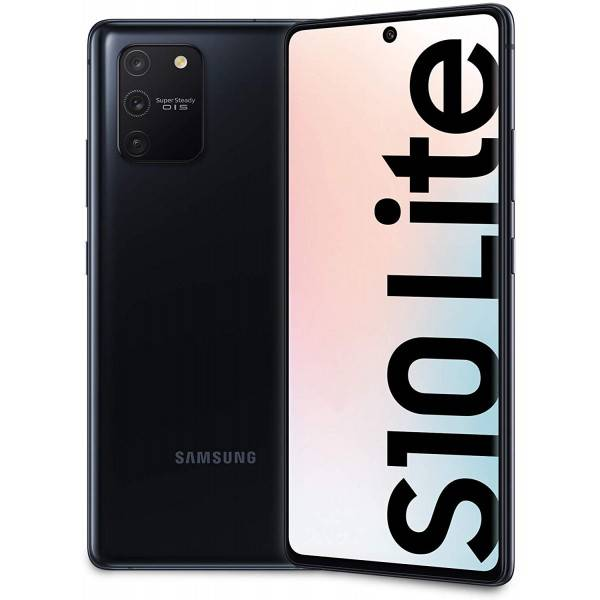 "Samsung Galaxy S10 lite SM-G770F 8+128GB 6.7"" Prism Black DS"