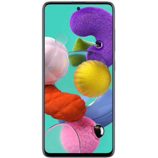 """Samsung Galaxy A51 SM-A515F 4+128GB 6.5"""" Prism Crush Black DS"""