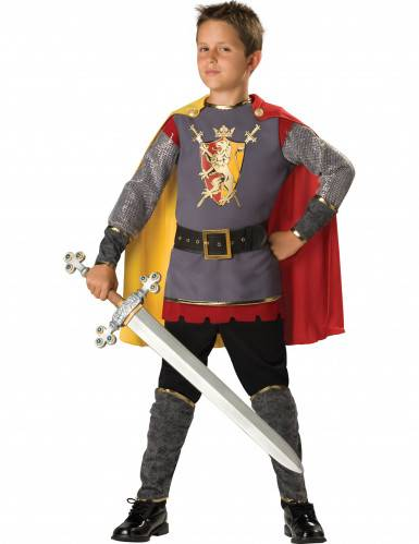 Disfraz caballero para niño - Premium 8-10 años (132-140 cm)