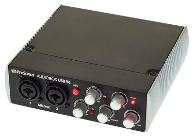 Presonus AudioBox USB 96 Black