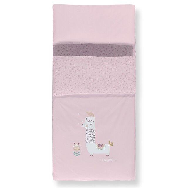 casual Saco nórdico para cuna Llama (textil: Para cuna de 60x120)