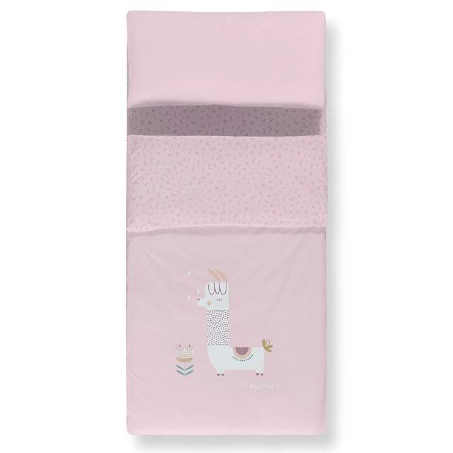 casual Saco nórdico para cuna Llama (textil: Para cuna de 70x140)