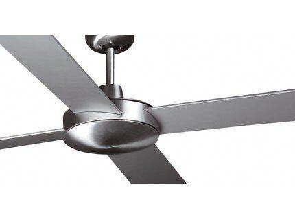Faro Ceiling Fan, Modern, 132 Cm. Mallorca Nickel Matte Faro 33292