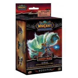 World of Warcraft Miniatures Game: Spoils of War - Segunda mano