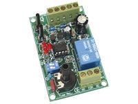 Velleman Kit Temporizador Arranque-Parada (1 Seg. - 60h) - Montado - Vm141
