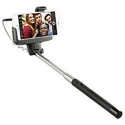 muvit Palo selfie muvit Jack 3.5 mm negro para tomar fotos