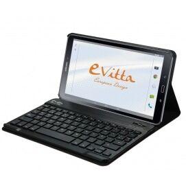 "E-VITTA Evitta Funda Con Teclado Bluetooth para Samsung Tab A 10.1"""