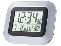 Reloj De Pared/sobremesa Digital Radiocontrolado