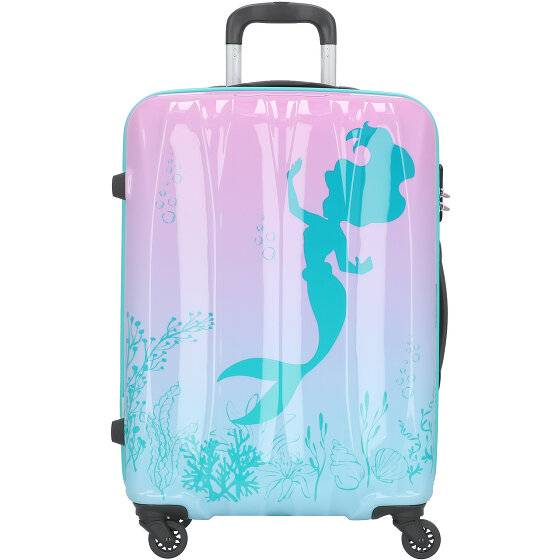 American Tourister Disney Legends Maleta 4 ruedas 65 cm the little mermaid