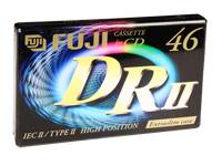 Fujifilm Cinta De Cassette Virgen Fuji Drii 46 - 46 Minutos - Type Ii