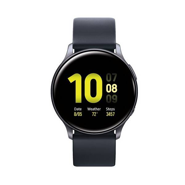 Samsung Bracelet Samsung Galaxy Watch Active 2 R820 Aqua Black 44mm