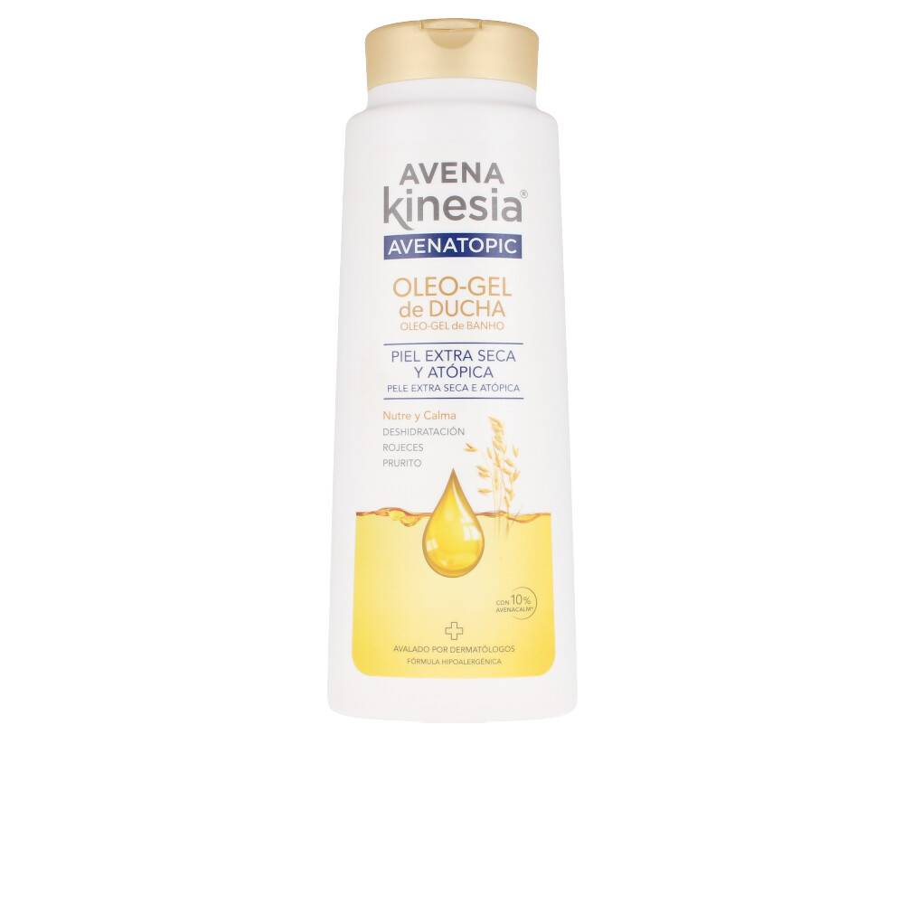 Avena Kinesia AVENA TOPIC oleo-shower gel 100% natural  600 ml