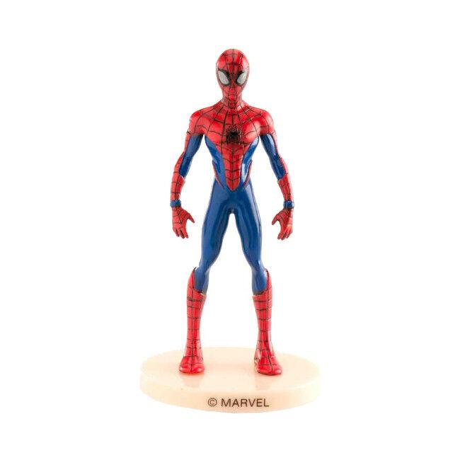 Figura para tarta de Spiderman de 9 cm - 1 unidad