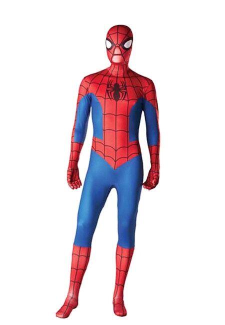 Disfraz de Spiderman edición Marvel mono completo