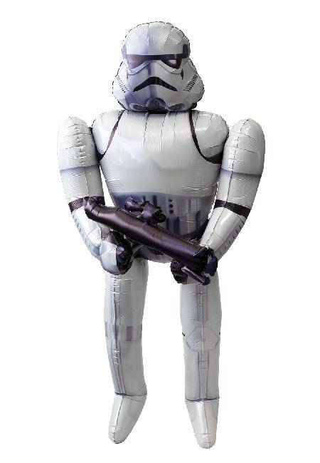 Globo gigante de Stormtrooper de Star Wars - 177 x 83 cm