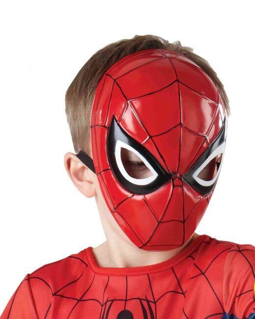 Máscara de Spiderman infantil