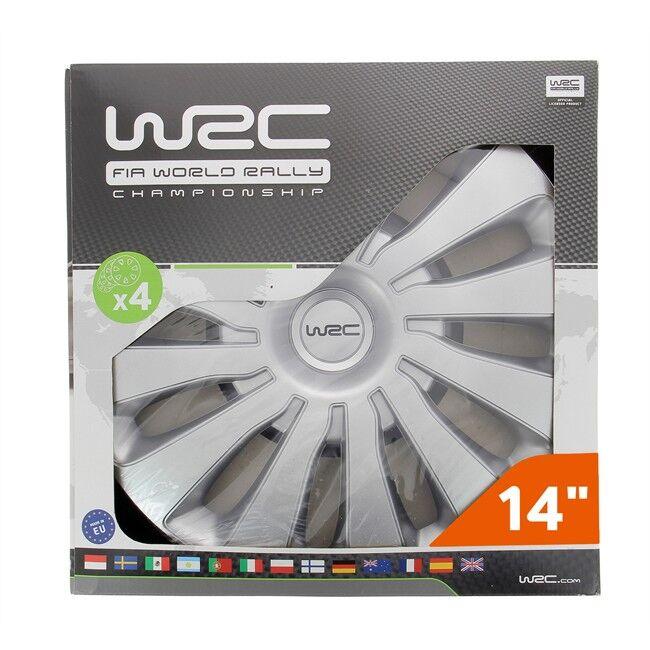 """Wrc 4 Tapacubos Wrc Sepang 13 Wrc https://www.norauto.es/p/4-tapacubos-wrc-sepang-13--2123465.html https://s1.medias-norauto.es/images_produits/4-tapacubos-wrc-sepang-13-2123465/650x650/4-tapacubos-wrc-sepang-13--2123465.jpg Juego de 4 tapacubos 13""""color gris. ABS metalizado inyectado. Lacado alta definición. Compatible con todas las marcas de vehículos. Selecciona la dimensión que conviene a tus ruedas y que está indicada en el costado de tus neumáticos. Ésta debe ser indéntica a la del embalaje (pulgas 13"""", 14"""" 15""""...). Se venden en caja de cartón.  ABS metalizado inyectado. Lacado alta definición. Universales. Cambiar mis neumáticos Llantas - cadenas de nieve - accessorios Tapacubos 29 EUR 001 5.9 desde 5 dias Domicilio Península, GRATIS a partir de 100€ 1  2123466 3221320075845 4 Tapacubos Wrc Sepang 14"""