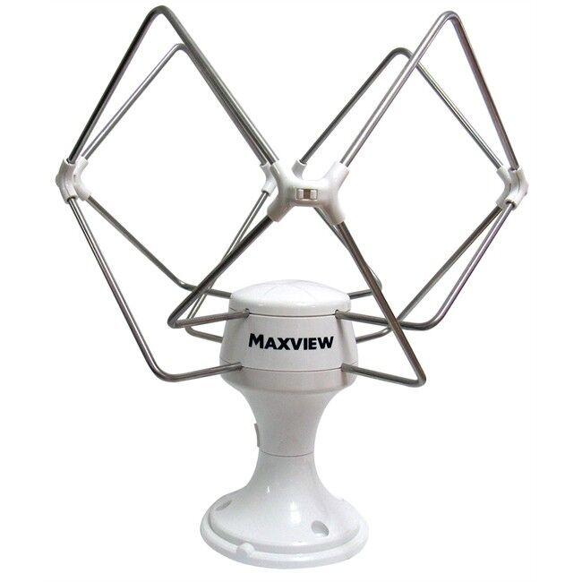 Norauto Antena Maxview Omnimax 360º Con Amplificador