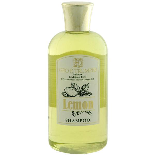Geo F Trumper Trumpers Lemon Shampoo - 200 ml Travel
