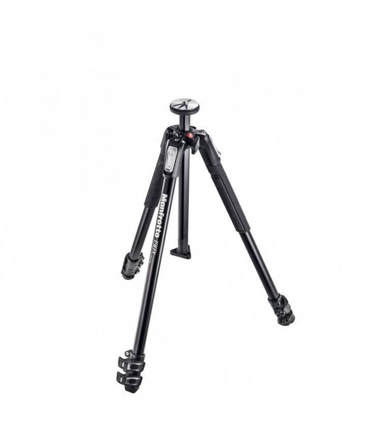 Manfrotto Tripode Manfrotto Mt190x3 Aluminio