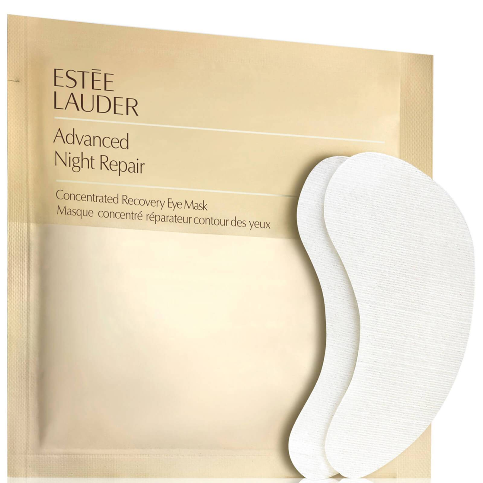 Estee Lauder Mascarilla para los ojos  Advanced Night Repair Concentrated Recovery Eye Mask (Pack de 4)