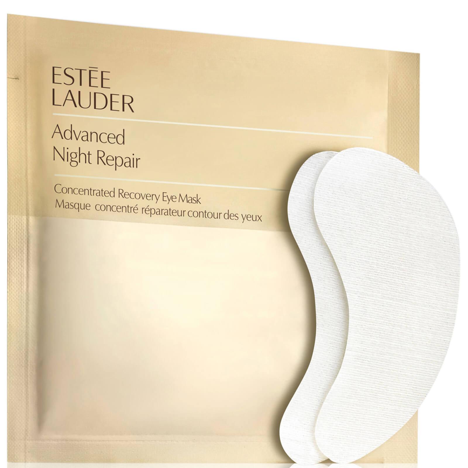 Estee Lauder Mascarilla para los ojos  Advanced Night Repair Concentrated Recovery Eye Mask (Pack de 4)