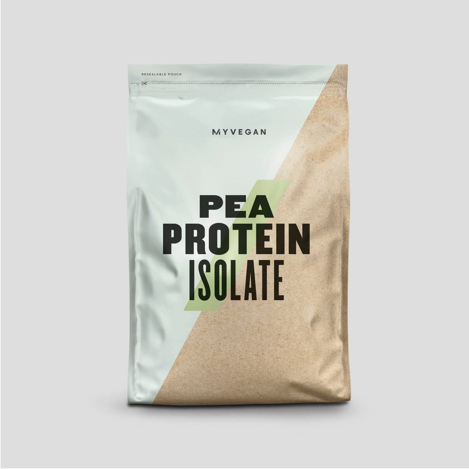 Myvegan Aislado de Proteína de Guisante - 2.5kg - Cafe y Nueces