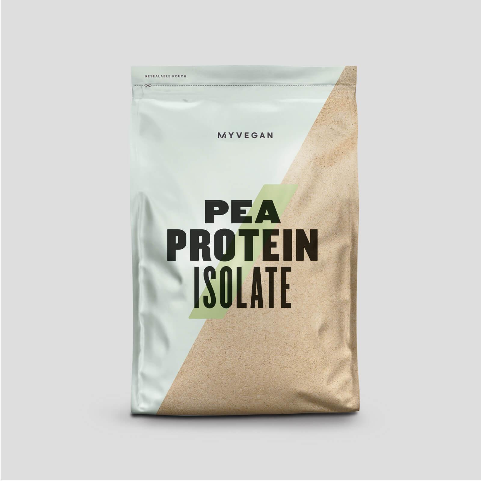 Myvegan Aislado de Proteína de Guisante - 1kg - Cafe y Nueces