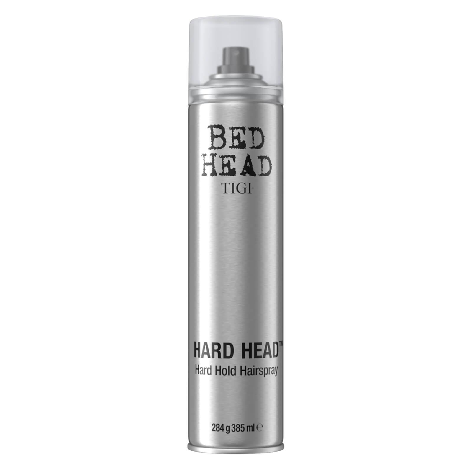 Tigi Spray fijación extra fuerte  Bed Head Hard Head 400ml