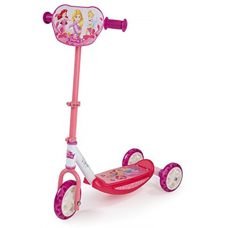 Smoby Princesas Disney Patinete Con 3 Ruedas Diseño Princesas Simba Toys
