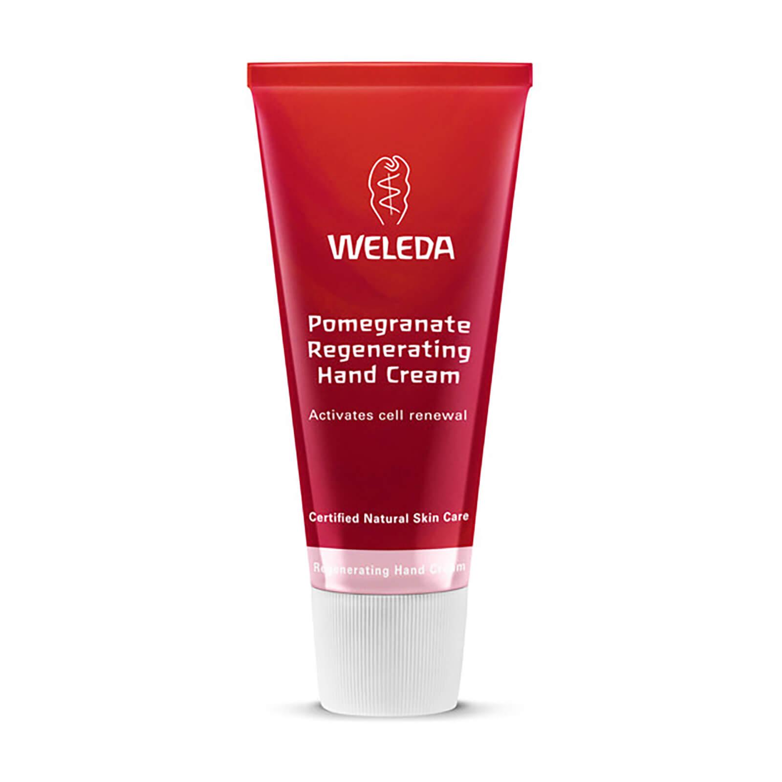 Weleda Crema de manos regeneradora de granada de Weleda (50 ml)