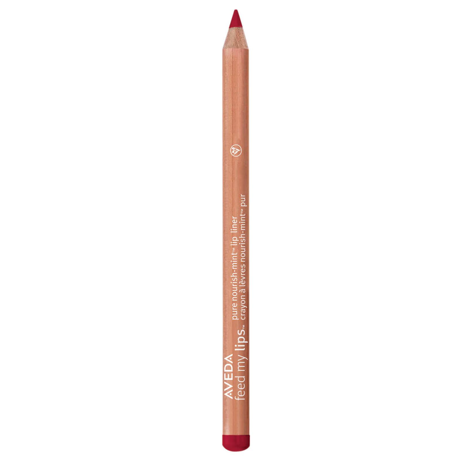 Aveda Perfilador de labios Feed My Lips Pure Nourish-Mint de Aveda - Tono Granada