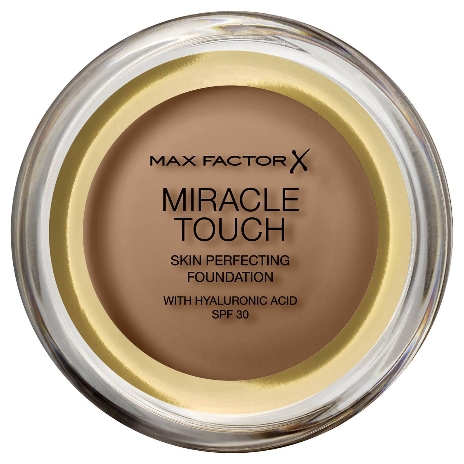 Max Factor Base Miracle Touch de  (varios tonos) - Toasted Almond