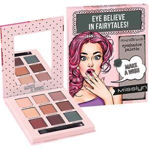 Misslyn Ojos Sombras de ojos Eye Believe in Fairytales! Eyeshadow Palette N.º 3 Happily Ever After 1 Stk.