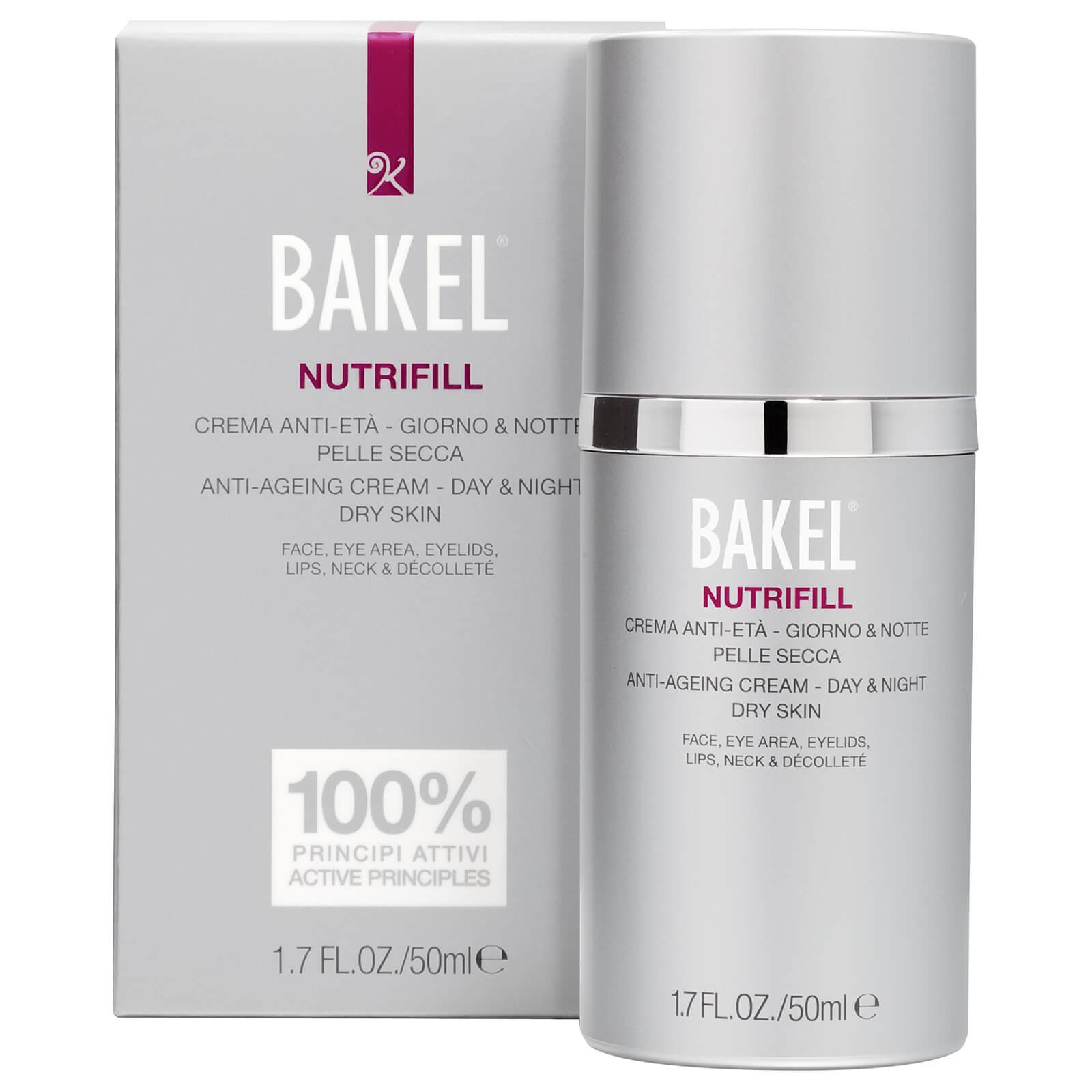 Bakel Crema extra nutritiva Nutrifill de  (50 ml)