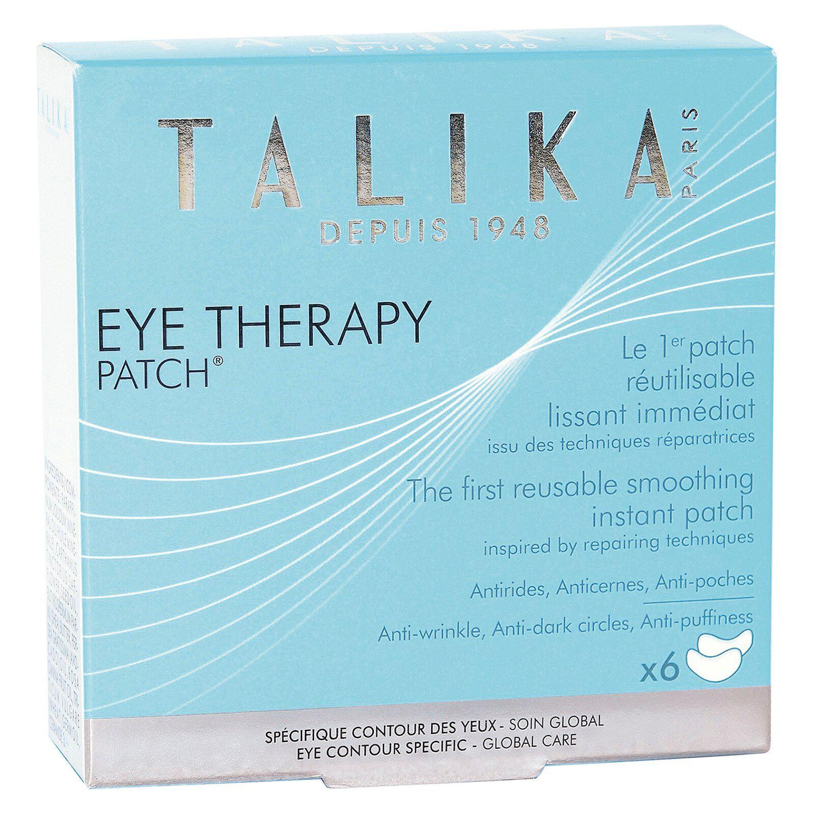 Talika Parches efecto alisado Eye Therapy de Talika - Recambios (6 parches)