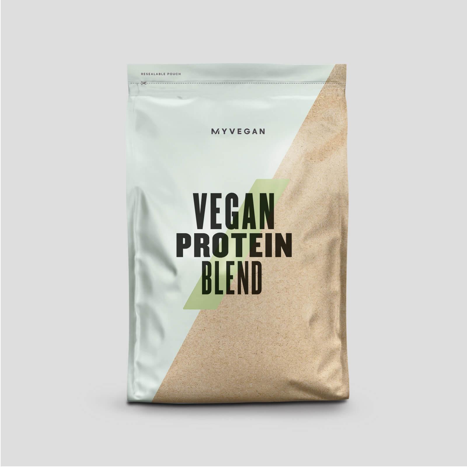 Myvegan Mezcla de Proteína Vegana - 1kg - Cafe y Nueces
