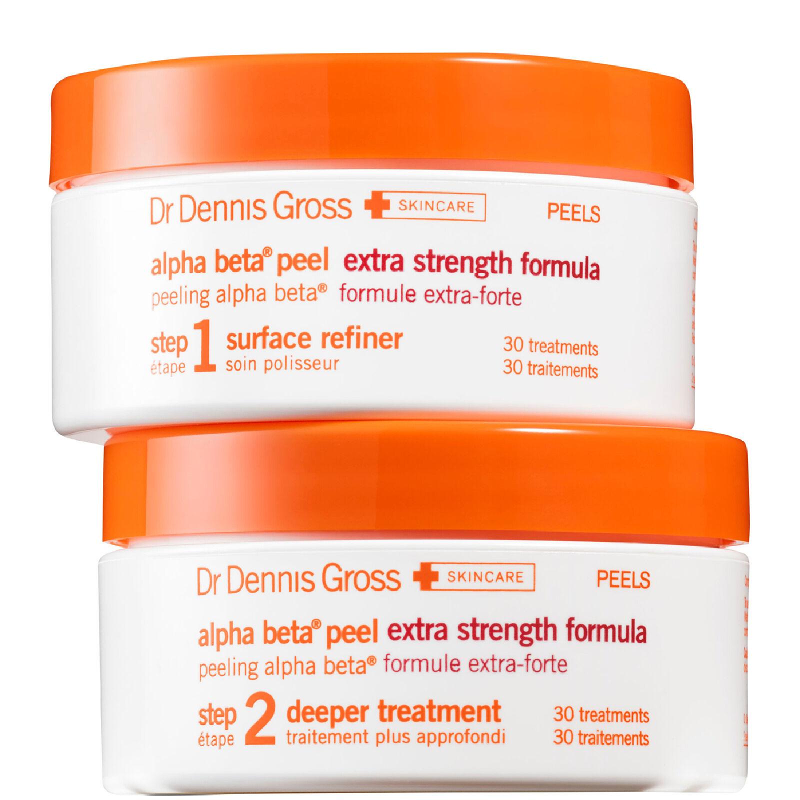 Dr Dennis Gross Skincare Peeling Facial Dr. Dennis Gross Extra Strength Alpha Beta (30 aplicaciones)