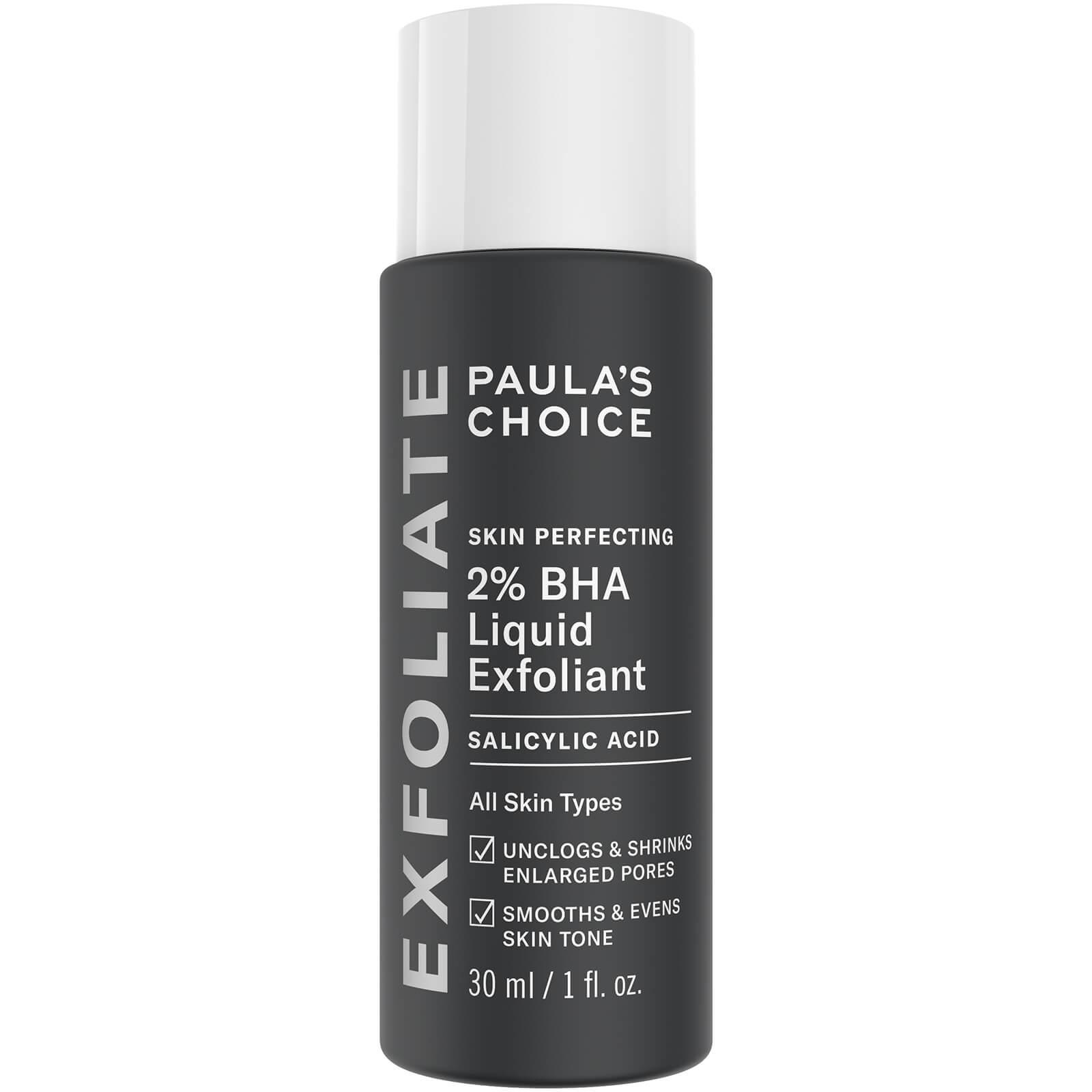 Paula s Choice Exfoliante líquido 2 % BHA Skin Perfecting de Paula s Choice - tamaño de prueba (30 ml)