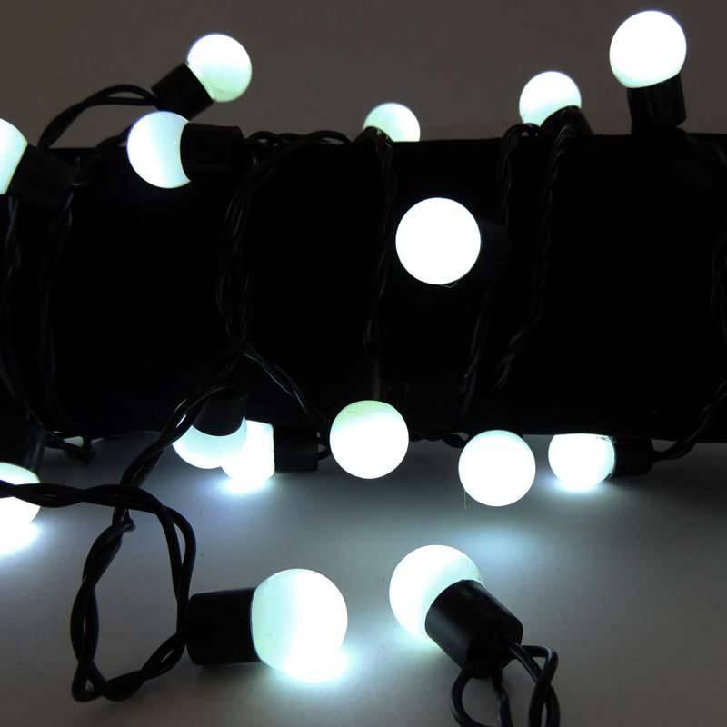 Barcelona LED Guirnaldas de mini bolas de Luces LED