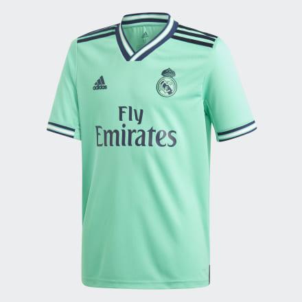 Adidas Camiseta tercera equipación Real Madrid