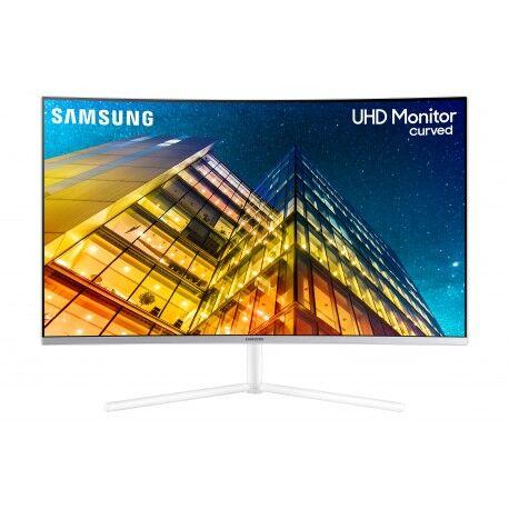 """Samsung LU32R591CWUXEN pantalla para PC 81,3 cm (32"""""""") 3840 x 2160 Pixeles 4K Ultra HD LED Blanco"""