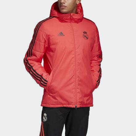 Adidas Anorak Real Madrid Ultimate Winter