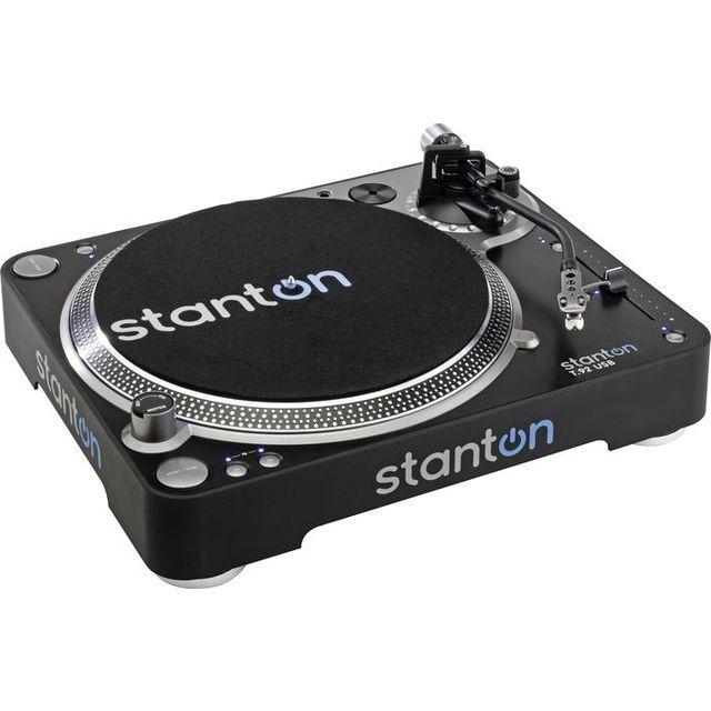 Stanton T.92 USB Tocadiscos incl. software Cakewalk Pyro 5