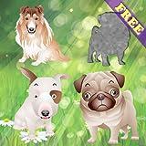 Cachorro de perro rompecabezas para niños pequeños y niños GRATIS
