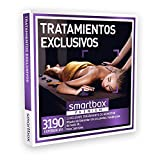 SMARTBOX - Caja Regalo - TRATAMIENTOS EXCLUSIVOS - 3190 experiencias como rituales con oro, pindas, masajes y spa de hasta 3h...