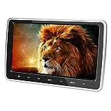 Updated 10Inch HD 1024* 600HDMI USB SD IR/FM Ultra fina Digital táctil TFT pantalla LCD coche reproductor de DVD reposacabezas monitor