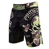 Pride Or Die MMA fights cortos, Jungle, Short, boxeo tailandés BJJ Muay Thai Vale Tudo