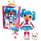 """MGA Entertainment Lalaloopsy """"Sew Magical! Sew Cute!"""" Limited Edition 12 Inch Tall Button Doll - Mittens Fluff  N  Stuff with Pet """"Polar Bear"""" and Bonus Mini 3 Inch Doll by Lalaloopsy"""