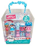 Lalaloopsy Minis Style  N  Swap Doll- Mittens Fluff  N  Stuff by Lalaloopsy